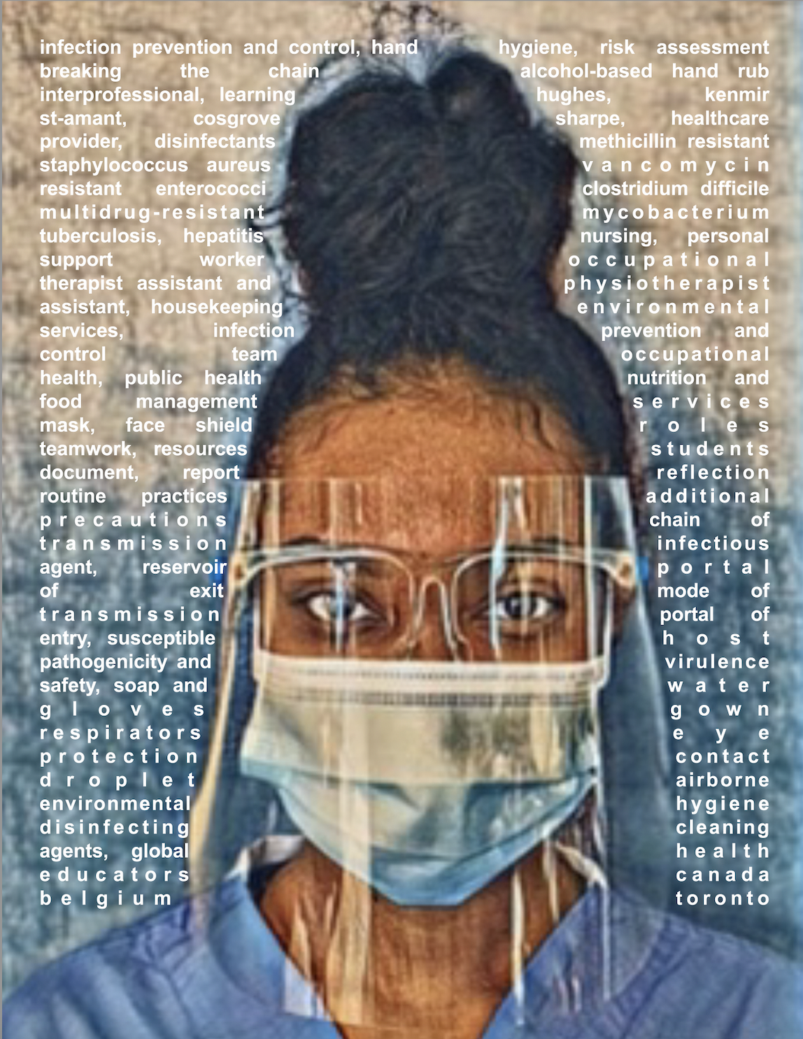 Cover image for Introduction to Infection Prevention and Control Practices for the Interprofessional Learner