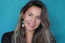 Denesuline Canadian Gabrielle Scrimshaw - Indigenous Entrepreneur, Writer and Speaker. Photo credits to: Unknown.