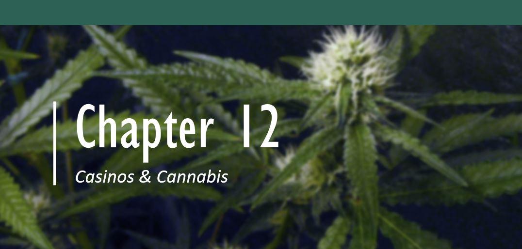 Chapter 12 Casinos & Cannabis