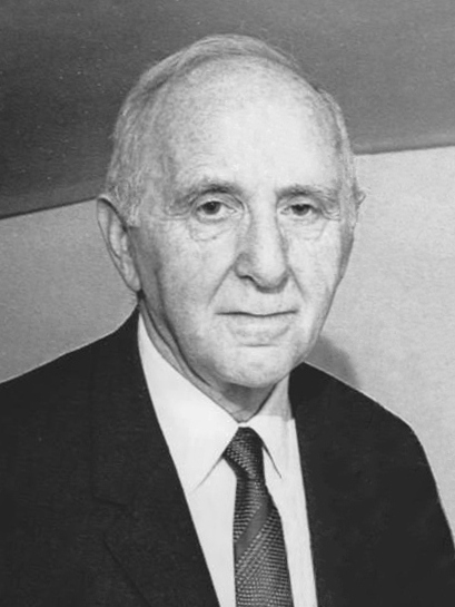 Economics Nobel Prize winner, Dr. Simon Kuznets, 1971. Credits to: Associated Press