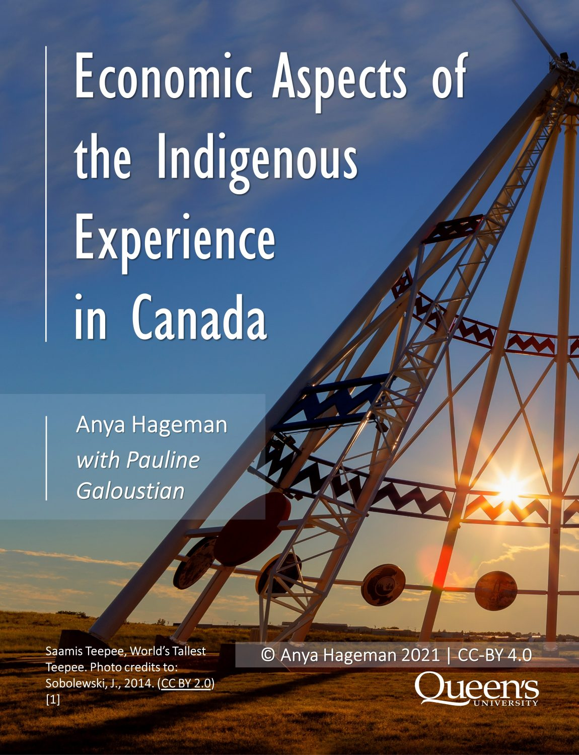 Cover image for Economic Aspects of the Indigenous Experience in Canada