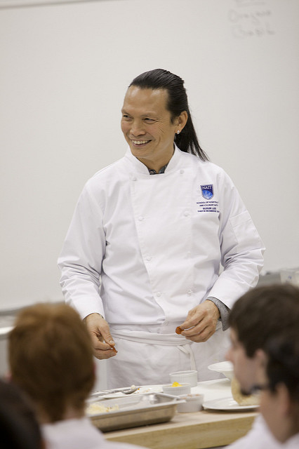 photo of Canadian chef Susur Lee
