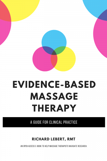 Cover image for Evidence-Based Massage Therapy
