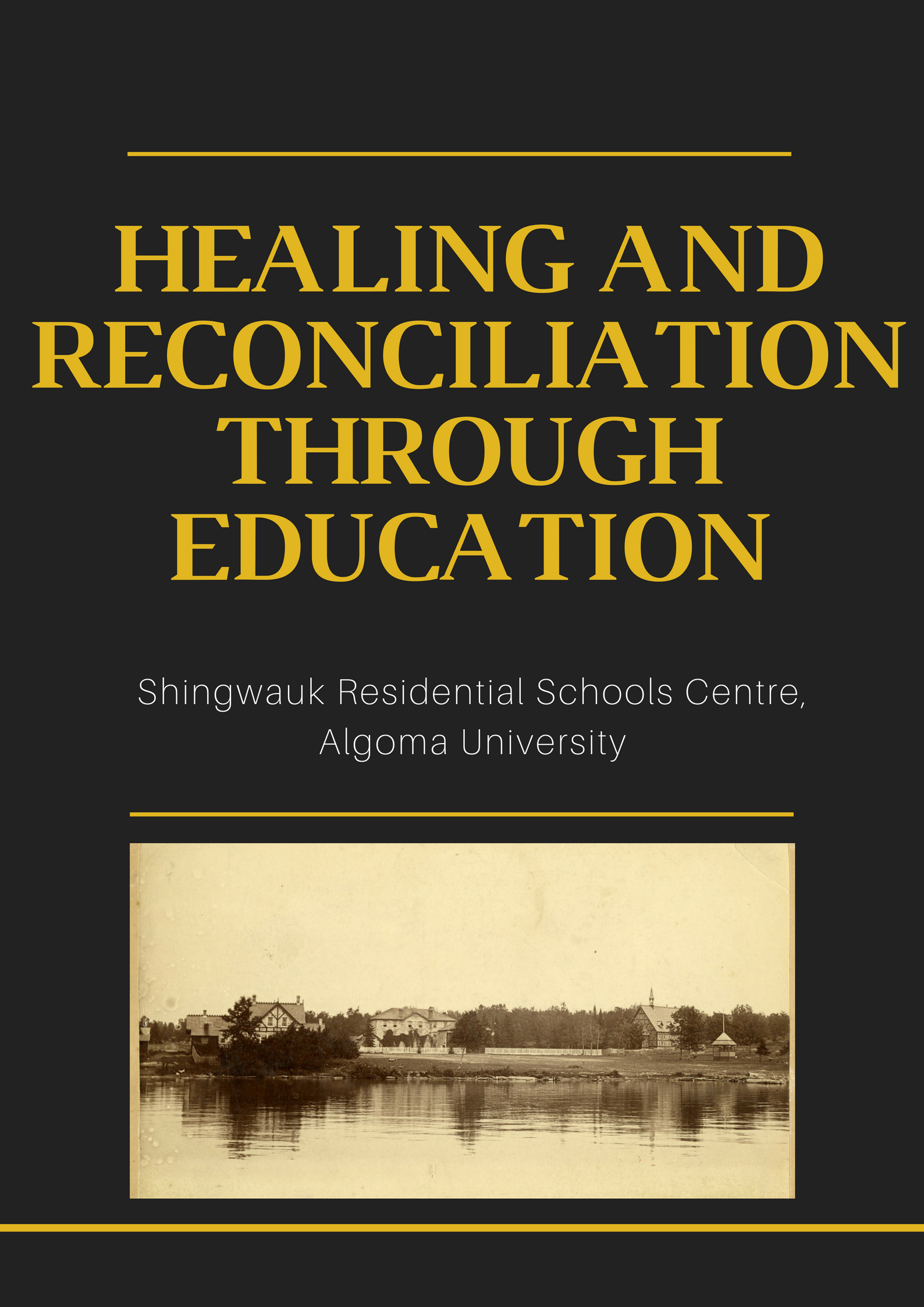 Cover image for Healing and Reconciliation Through Education