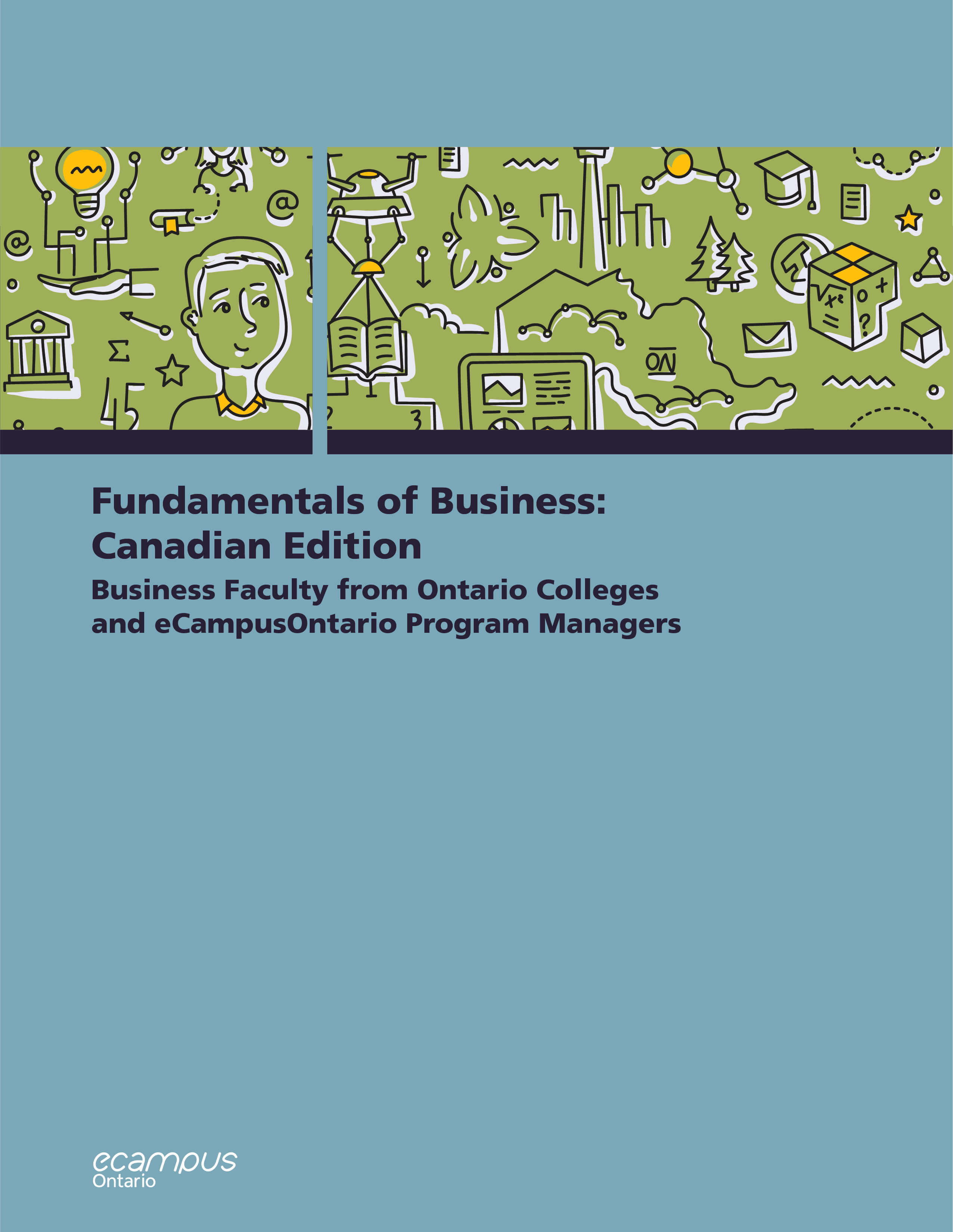 Cover image for Fundamentals of Business: Canadian Edition