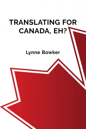 Cover image for Translating for Canada, eh?