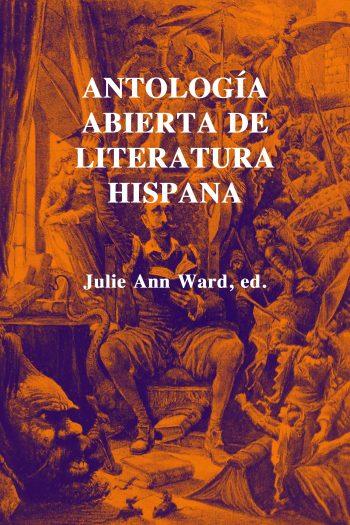 Cover image for Antología abierta de literatura hispana