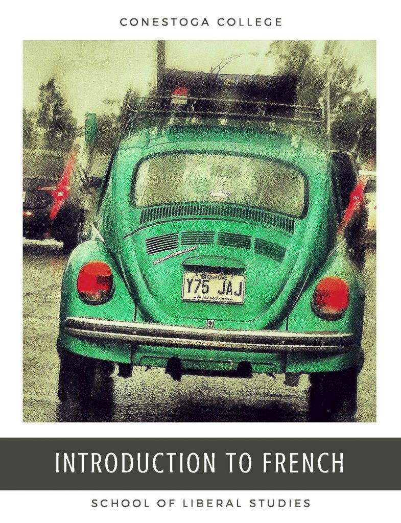 Cover image for Introduction to French