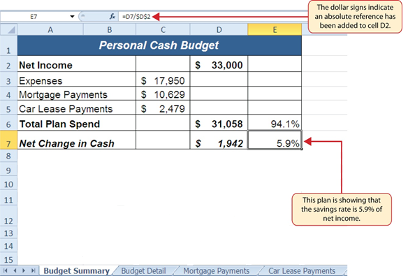 2.3 Functions for Personal Finance - Beginning Excel