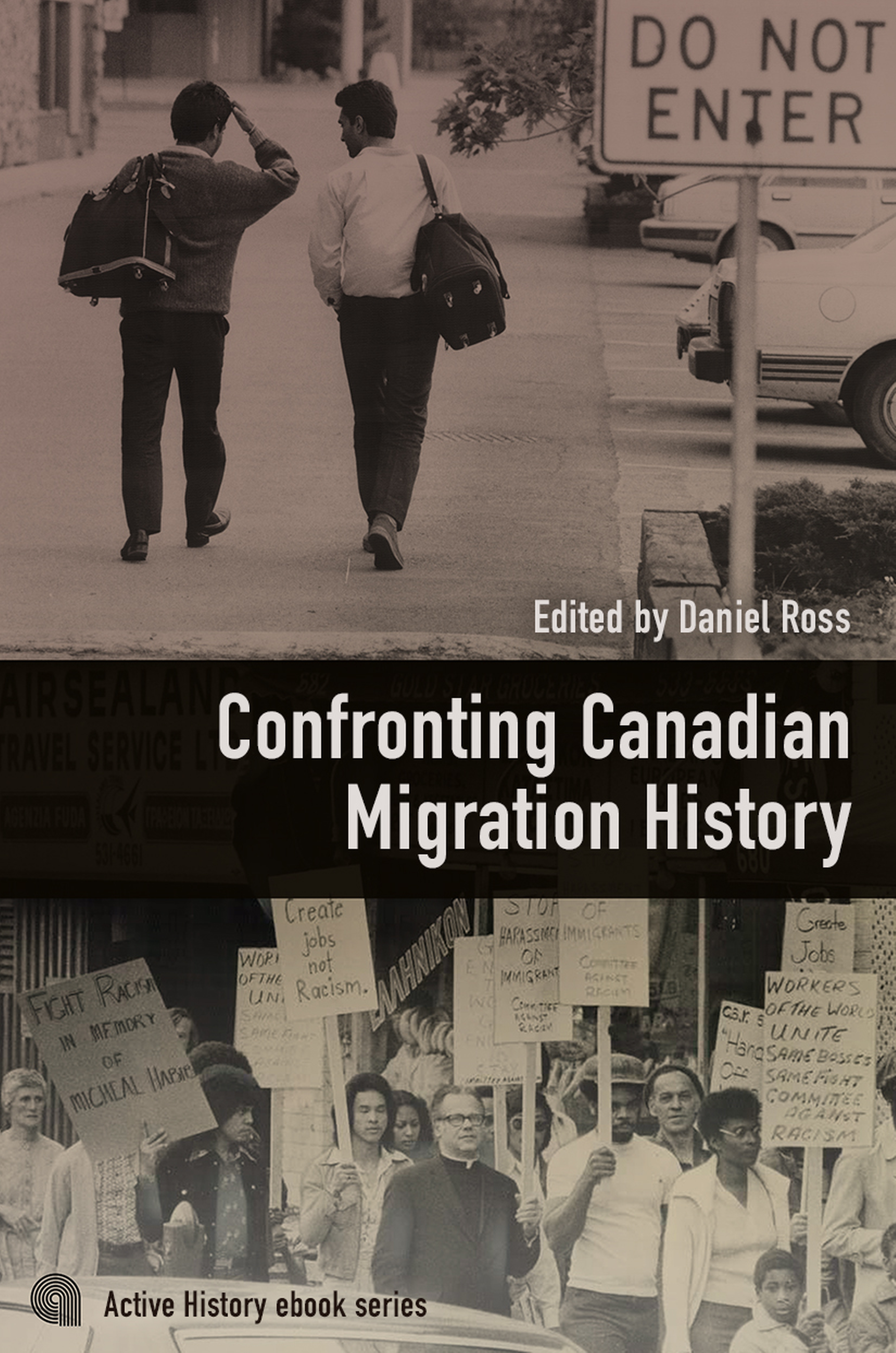 Cover image for Confronting Canadian Migration History