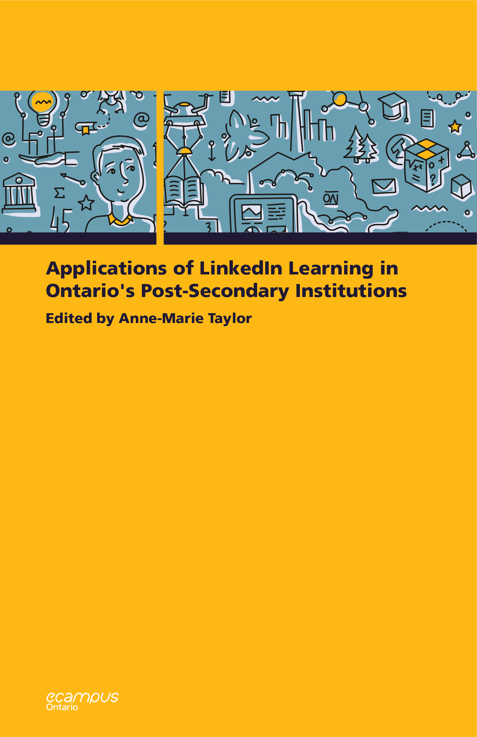Cover image for Applications of LinkedIn Learning in Ontario's Post-Secondary Institutions