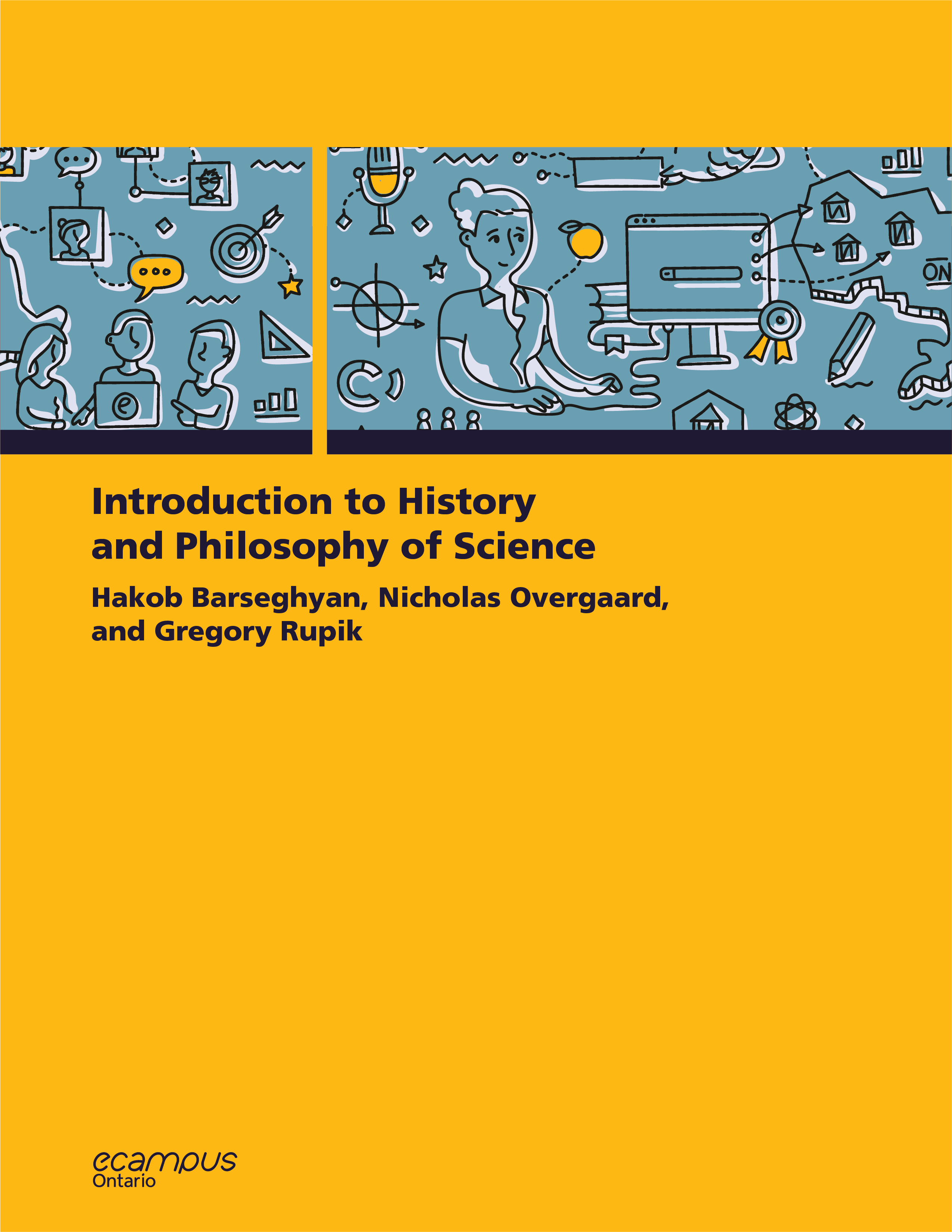 Cover image for Introduction to History and Philosophy of Science