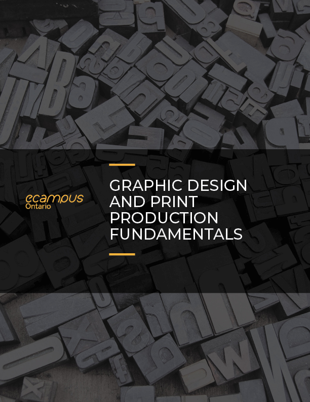Cover image for Graphic Design and Print Production Fundamentals