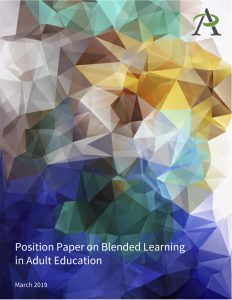 Blended Learning Paper Cover
