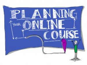 Planning your online course