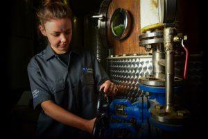 Student distilling
