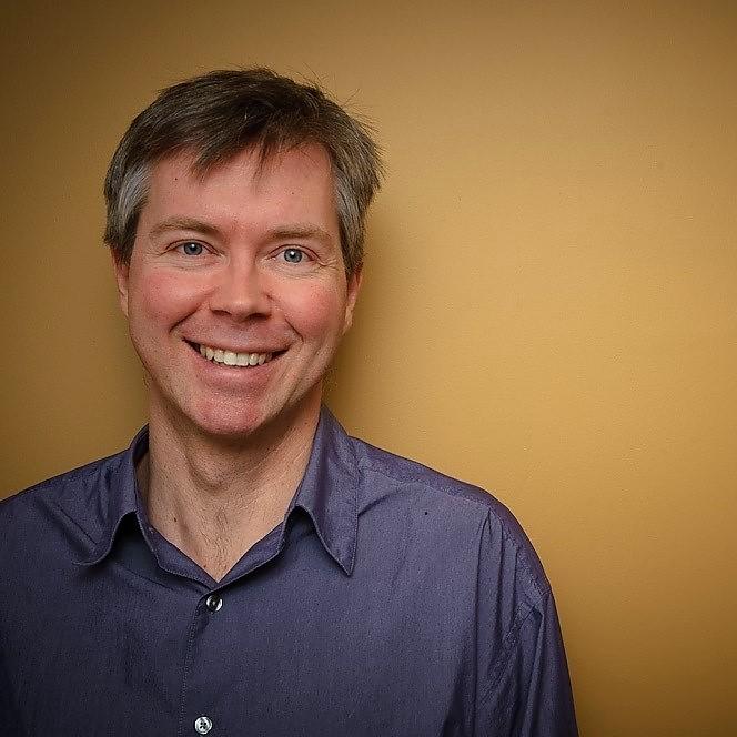 Photo of author, Jeremy Kerr