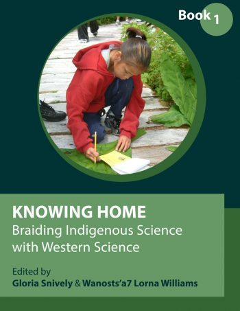 Book cover for Knowing Home: Braiding Indigenous Science with Western Science