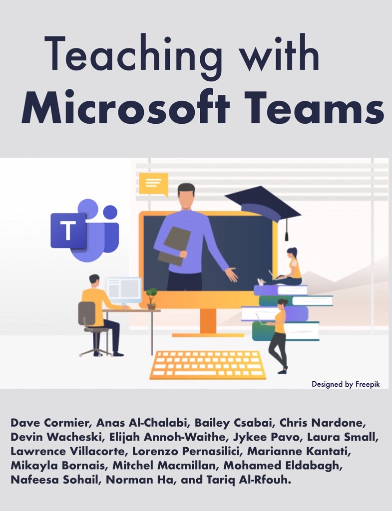 Cover image for Teaching with MSTeams